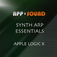 Synth Arp Essentials for Apple Logic