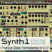 SYNTH1 TRANCE TEMPLATES VOL 2