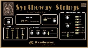Syntheway Strings
