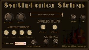 Synthphonica Strings