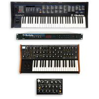 Synths II: Abyss
