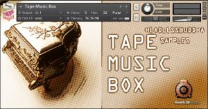 Tape Music Box