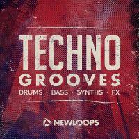 Techno Grooves (Wav, Reason ReFill)