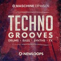Techno Grooves - Maschine Expansion