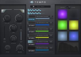 ProduceRNB Tempo VST/AU - Creative Drum Programmer for Hip-Hop and R B