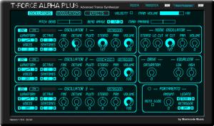 T-Force Alpha Plus