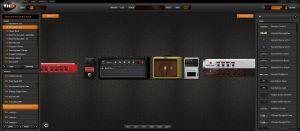 TH3 Guitar Amp