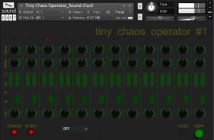 Tiny CHaos Operator