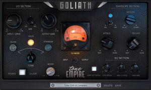 Goliath Retro Channel plugin
