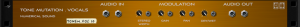 Tone Mutation: Vocals