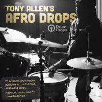 Tony Allen's Afro Drops