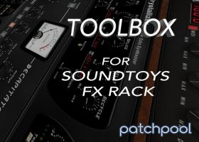 Toolbox for Soundtoys FX Rack