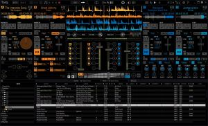 Torq 2.0 DJ software