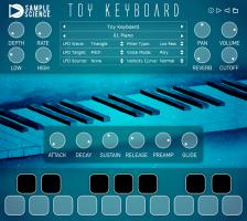 Toy Keyboard v2