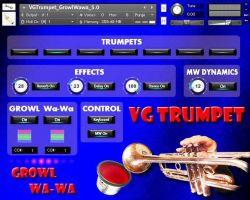 VG Trumpet Growl WaWa