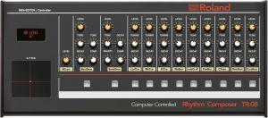 Roland TR-08 Midi Editor / Controller -VST / Standalone