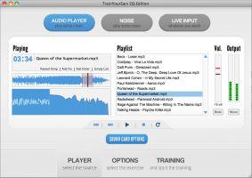 TrainYourEars EQ Edition - Audio Player