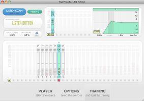 TrainYourEars EQ Edition - Exercise Example