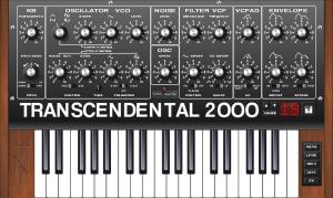 Transcendental 2000