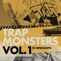 New Loops - Trap Monsters Vol.1 (Live Pack, Reason ReFill, Wav)