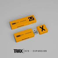 X25 - Trax VST expansion ★
