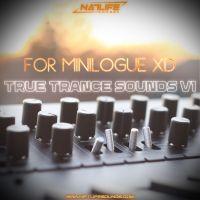 True Trance Sounds V1 for Korg Minilogue XD