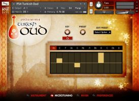 Plectra Series 4: Turkish Oud