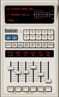 Lexicon 480L Digital Reverb and Effects