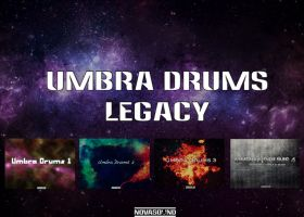 Umbra Drums Legacy - Drum Collection