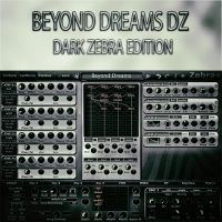 Beyond Dreams Dark Zebra Edition