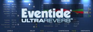 Eventide выпустила алгоритмический ревербератор UltraReverb