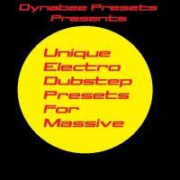 Massive Unique Dubstep/Electro Presets for NI Massive