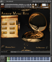 Aviram Music Box
