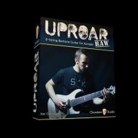 Uproar RAW - 8-String Baritone Guitar for Kontakt