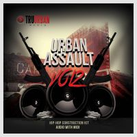 Urban Assault Volume 2 Audio + MIDI Loops