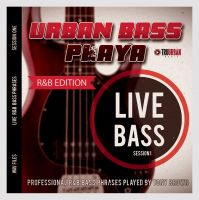 Urban Bass Playa: Live Bass Phrases