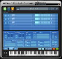 семплер UVI WORKSTATION | Rmmedia ru