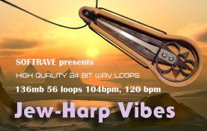 Jew Harp Vibes Sample Library