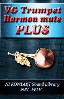 VG Trumpet Harmon muted PLUS