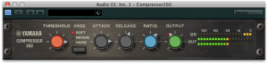 Compressor 260