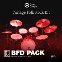 Vintage Folk Rock Kit - BFD Pack
