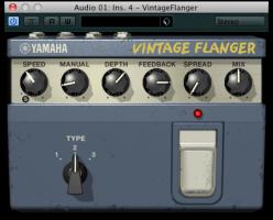 Vintage Flanger