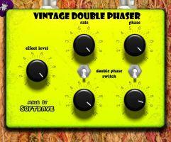 Vintage Double Phaser VST 1.0