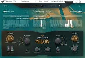 Virtual Bassist Mellow