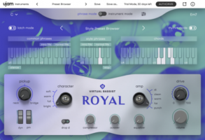 Virtual Bassist Royal