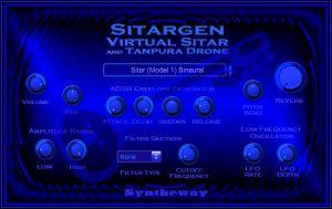 Sitargen Virtual Sitar and Tanpura Drone