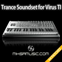 Trance Soundset for Access Virus TI / TI2 (64 presets)