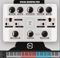 Vocal Morphs PRO