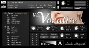 Yu's Vocalise