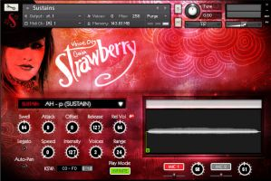 Voice Of Gaia: Strawberry